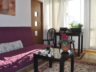 Photo for Opera Home Boutique  40 sq m apartment with balcony. Best location in Warsaw.