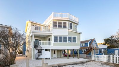 Photo for Luxury LBI Waterfront Home with Dock (Perfect for Boat Owners!)
