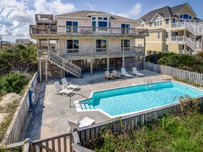Photo for Mermaid's Lair | Oceanfront | Private Pool, Hot Tub