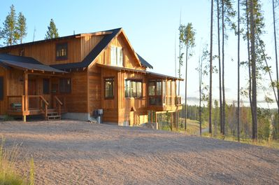 The perfect location for your Montana Vacation!