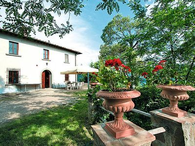 Photo for Apartment Fattoria Panzalla  in Greve/San Polo in Chianti, Florence and surroundings - 3 persons, 1 bedroom