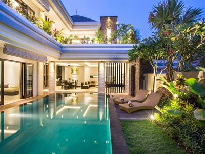 Photo for Modern private pool villa in Jimbaran, 5 mnts away to get famous beaches.