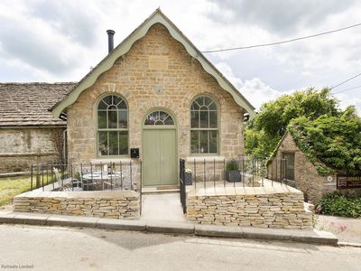 Photo for An original Victorian chapel in a quiet Cotswold village on the outskirts of Cirencester, transforme