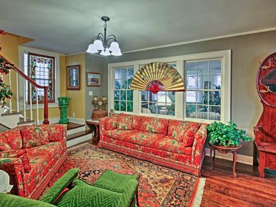 Photo for Historic Independence Home w/ Deck - Walk to Town!