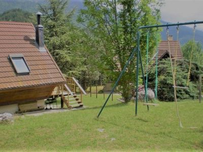 Photo for Chalet 50m² at the foot of Mont Aiguille, Vercors