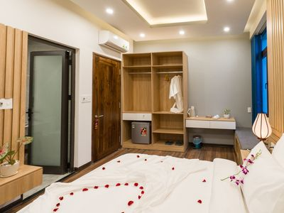 Photo for Peaceful Deluxe Room With Balcony At Cam Nam Ward