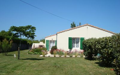 Photo for A villa holiday in Ile de Re