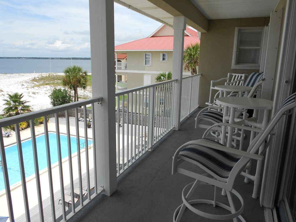 Quiet and Beautiful Navarre Beach soundside  VRBO