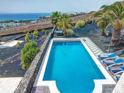 Photo for Marvelous Villa Rodea with Heated Pool, Ocean Views, Terrace, Wi-Fi & Air Conditioning; Parking Available