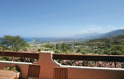 Photo for Villa for rent on the heights of Bastia