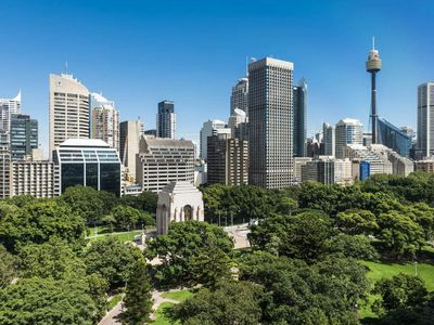 Photo for Apt-2810 Sydney City Top Floor 1 Bed Rm, Park Views