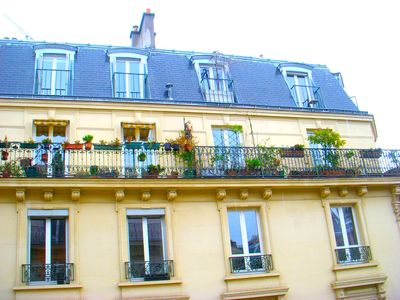 Photo for Montmartre historic building