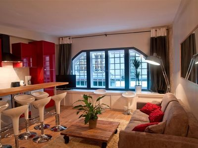 Photo for Apartment in the center of Paris with Internet, Washing machine (371927)