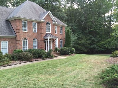 Photo for Upscale Home 5BR/3BA/Minutes To Summerfield Wedding Venue,downtown GSO,Hi-Point