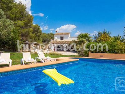 Photo for Holiday house in Calpe in quiet countryside