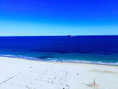 Photo for SEAFRONT PONIENTE BEACH BLUELINE