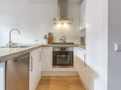 Luxurious and cozy apartment at the Westerpark
