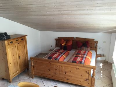Photo for Apartment in the gold air (3) with 2 beds. u. 2 shower rooms in Gau-Algesheim