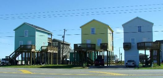 1 Bedroom Beach House Galveston Tx