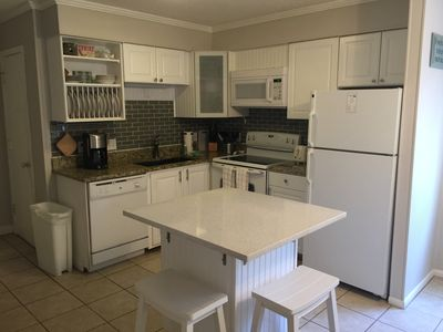 Photo for Updated First Floor Unit 2 Bedroom Villa Close To Beach