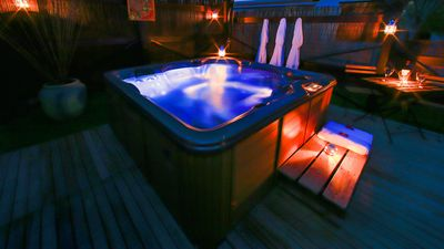 Photo for Charming Villa in Lajares with Jacuzzi.