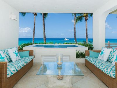 Photo for Newly refurbished beachfront condo at Reeds Bay *Great rates please enquire*