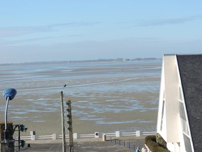 Photo for Appart 2/3 pers. view of Baie de Somme - Garage - Terrace