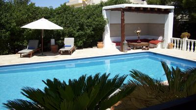 Photo for Cute villa only  a 5 min walk from the beach
