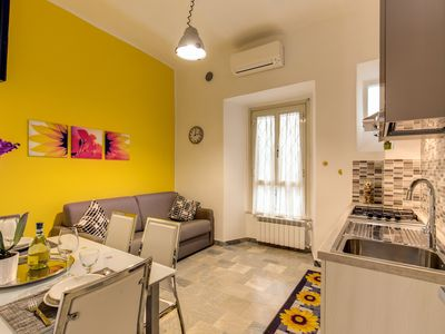 Photo for FANTASTIC APARTMENT NEAR THE VATICAN MUSEUMS