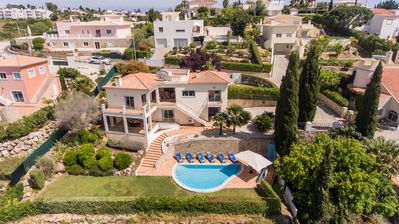 Photo for Beautiful Villa Tranquil with private pool and private gardens
