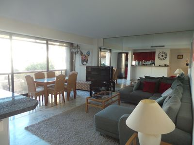 Photo for 2BR Apartment Vacation Rental in juan les pins