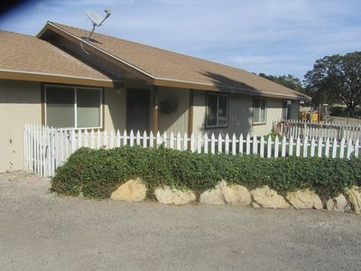 Photo for The Farmhouse - 1 Bedroom Wine Country Rental