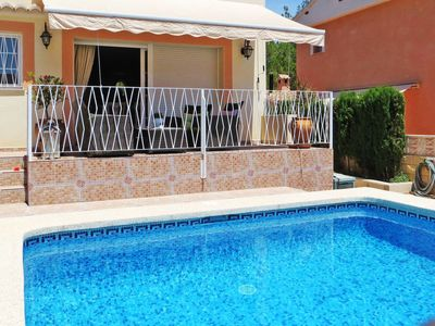 Photo for Vacation home Casa Eli (ATE246) in Altea - 6 persons, 3 bedrooms