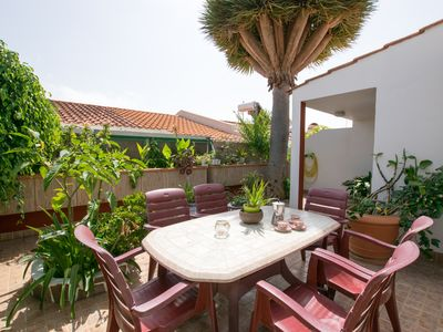 Photo for Large Villa Close To UNESCO Site+ Garden BBQ - House for 7 people in San Cristobal de La Laguna