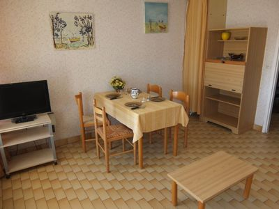 Photo for Apartment Le Hameau in Cap d'Agde - 4 persons, 1 bedrooms