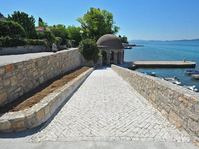 Photo for Holiday apartment Zadar for 4 - 5 persons with 2 bedrooms - Holiday apartment
