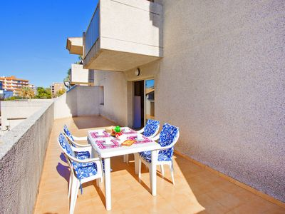 Photo for Apartment Mismar in Roses - 4 persons, 1 bedrooms