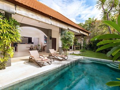 Photo for New listing opening discount! 2bedroom villa in central Seminyak area