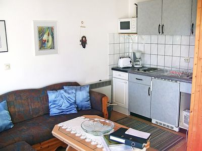 Photo for House 220 m from the center of Zadelsdorf with Parking, Washing machine, Terrace (91349)