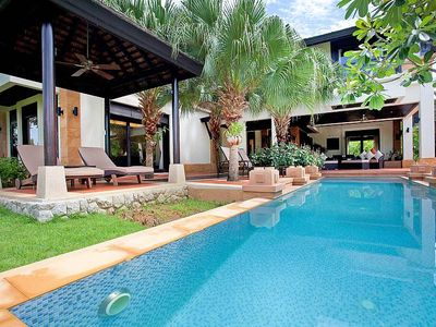Photo for Holiday house Phuket for 1 - 8 persons with 4 bedrooms - Holiday home