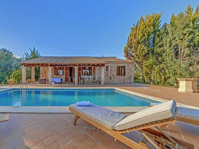 Photo for In a rural idyll with a pool – Villa Son Sampoli I