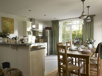 Photo for Luxury self-catering accommodation on Castle Leslie Estate