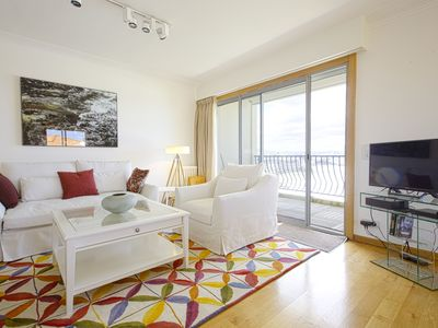 Photo for Luxury apartment full sea view