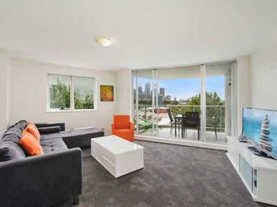 Photo for Views of the Bridge and Opera House from this Executive 2BR Apartment in Darlinghurst