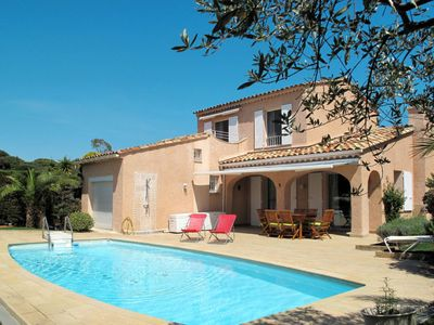 Photo for Vacation home Les Mazets du Soleil (MAX120) in Sainte Maxime - 7 persons, 4 bedrooms