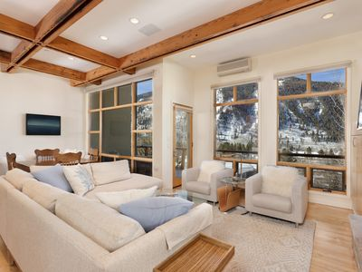 Photo for Contemporary Mountain Valley Masterpiece in Aspen
