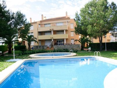 Photo for Holiday Apartment, 2 bedr,  pool, 4 p.