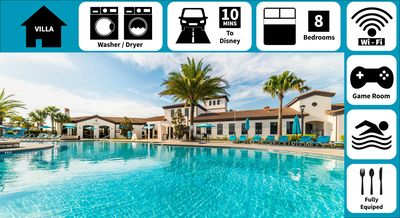 Photo for Supreme Home & Resort for Families Relaxation- Pool, Games, Waterslides