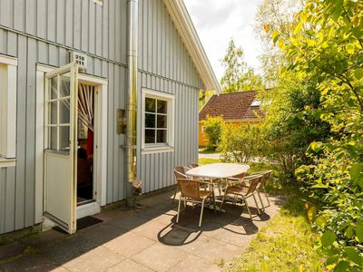 Photo for Semi-detached house stork, 6 people, 80 sqm, GS, fireplace (7) - Feriendorf Müritzufer
