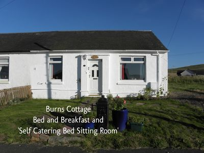 Photo for Self Catering Holiday 'Bed Sitting Room' or Bed and Breakfast